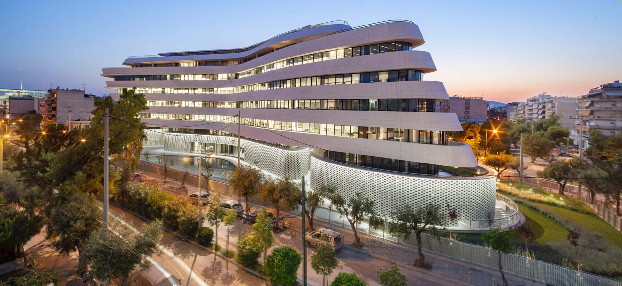 Agemar SA New Office Complex