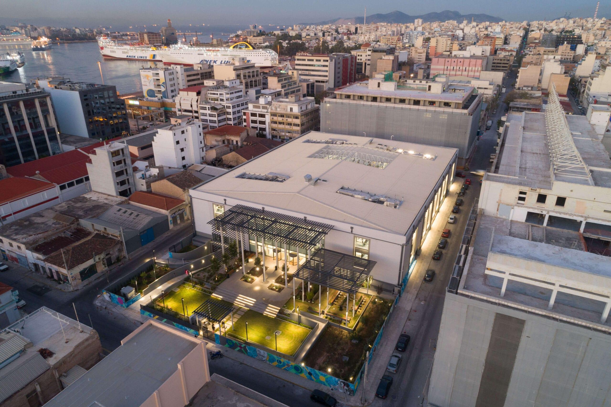 Piraeus Port Plaza 1